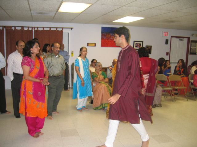 Image from NATH (Houston) Diwali function 2006
